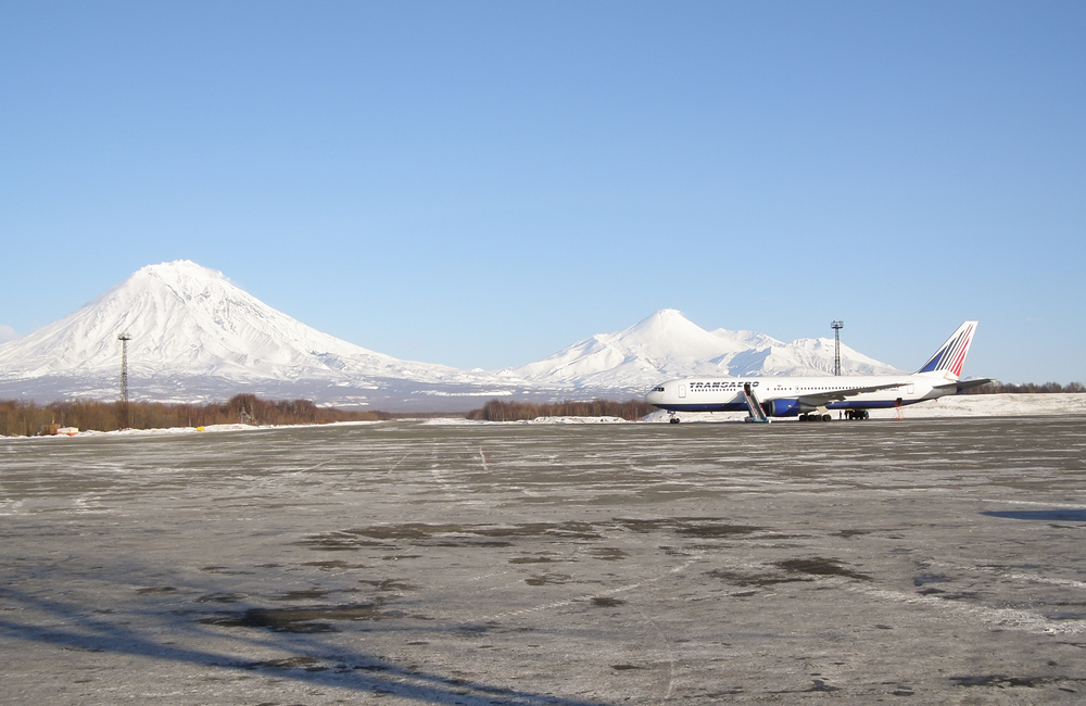 Kamchatka Airport